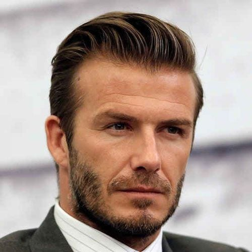 Beckham-beard 3 Popular Footballers with Great Beards