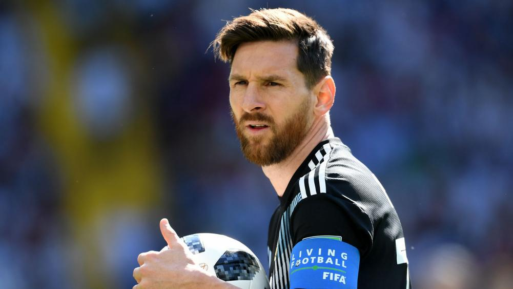 Lionel-Messi 3 Popular Footballers with Great Beards