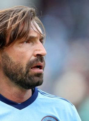 Pirlo beard style