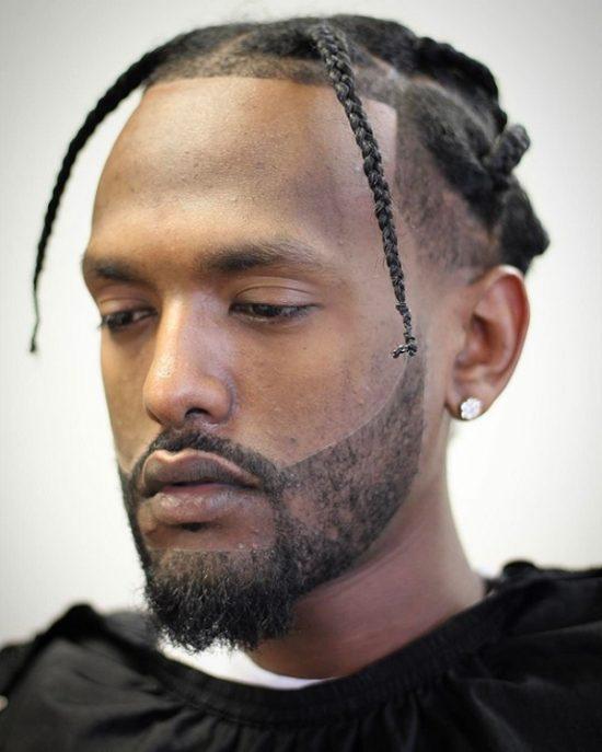 Scruffy-Beard-e1543825080765 70 Trendiest Beard Styles for Black Men