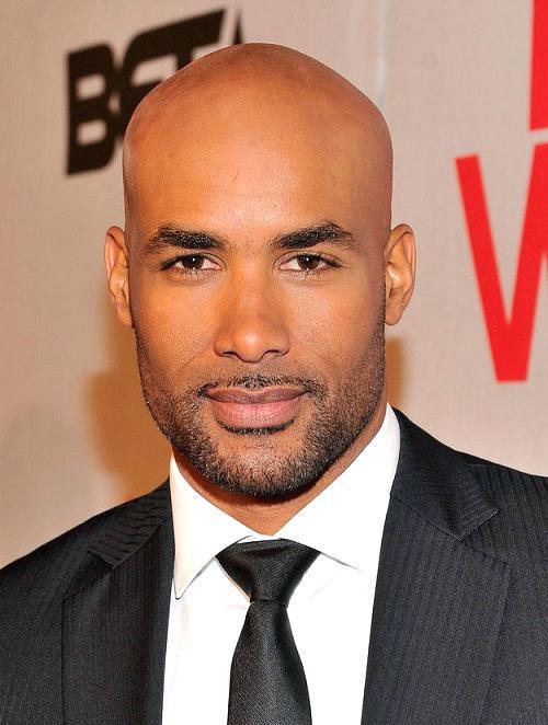 Short-Beard-for-The-Bald-Guy 70 Trendiest Beard Styles for Black Men
