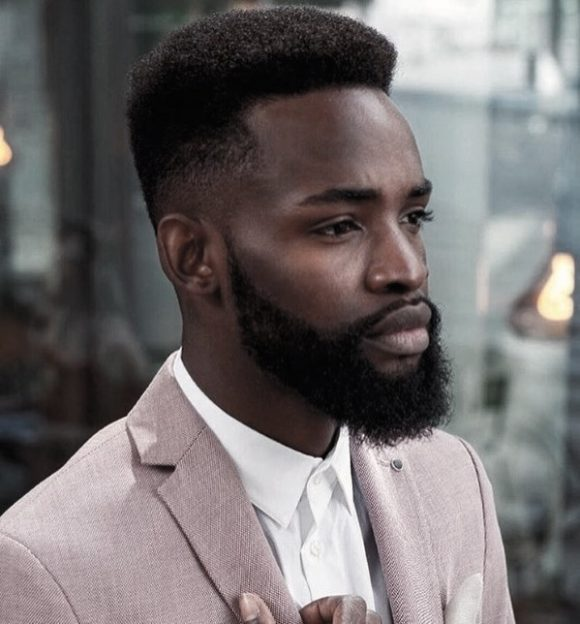 Stylish-Beard-e1543825093595 70 Trendiest Beard Styles for Black Men [2018 Updated]