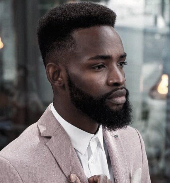 Stylish-Beard-e1543825093595 70 Trendiest Beard Styles for Black Men