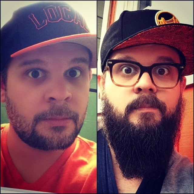 beard-before-and-after-44 45 Amazing Beard Before and After Transformation Photos