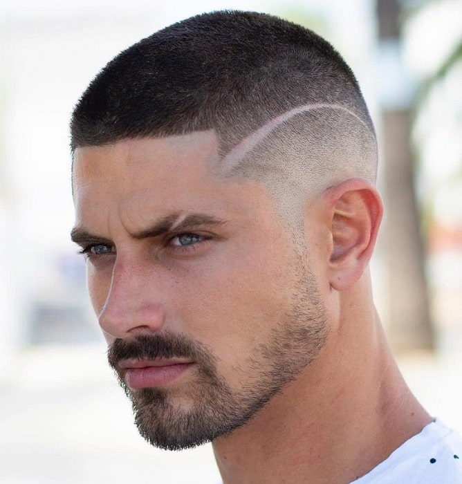 buzz-cut-with-beard-34 35 Buzz Cut Styles With Beards That'll Turn Heads
