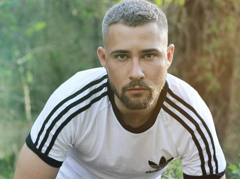 buzz-cut-with-beard-7 35 Buzz Cut Styles With Beards That'll Turn Heads