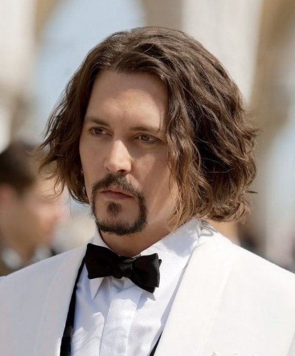 johny-depp-beard-3 How to Get Johnny Depp's Beard Style - Top 7 Looks
