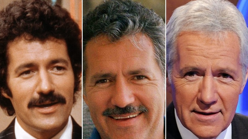 Alex-Trebek-walrus-mustache How to Grow & Style A Walrus Mustache: The Ultimate Guide
