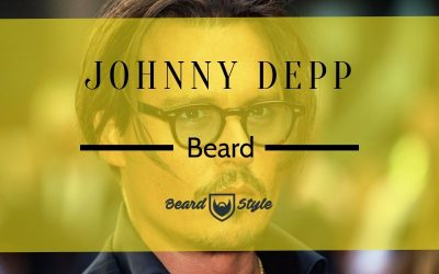 Johnny Depp Beard Style