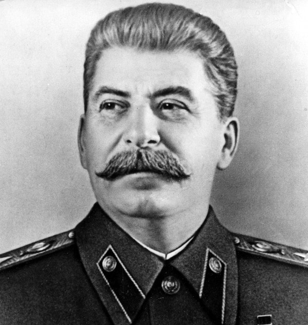 Joseph-Stalin-Mustache How to Grow & Style A Walrus Mustache: The Ultimate Guide