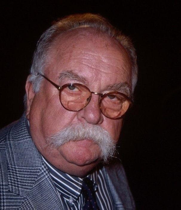 Wilford Brimley Walrus Mustache