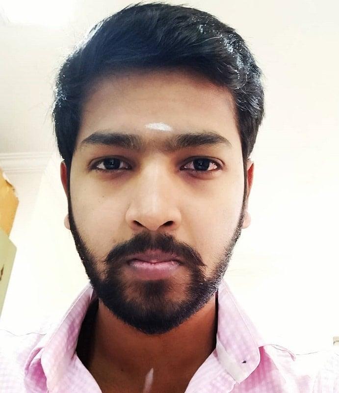 chevron mustache