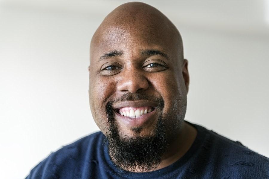 goatee-beard-style-for-black-men 35 Iconic Goatee Styles for Black Men [2019]