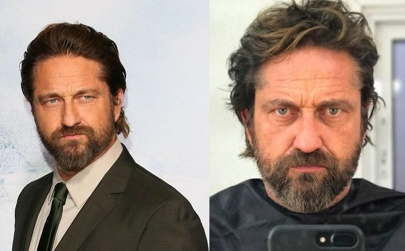 Irish men with thick beard