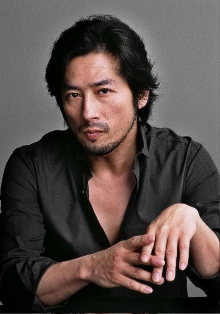 japanese guy with light stubble
