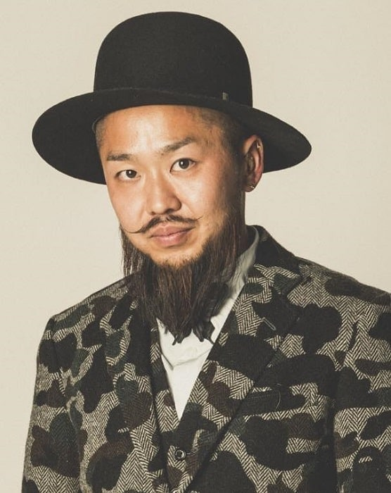 japanese-beard-4 7 of The Coolest Japanese Beard Styles to Try