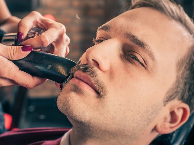 mustache-grooming-min How to Grow, Trim & Groom A Mustache That Rocks - Quick Guide