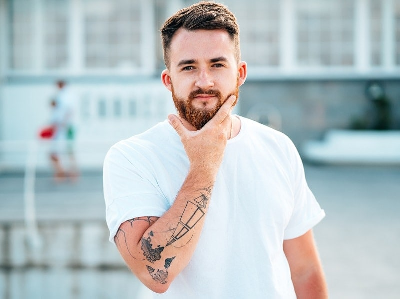 pros-of-growing-a-beard-min Beard or No Beard: The Pros and Cons