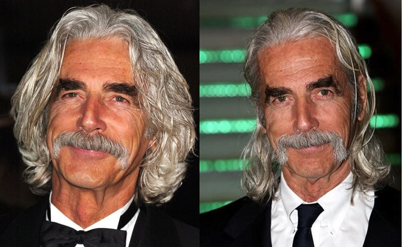 sam-elliot 11 of the Most Renowned Actors with Mustaches
