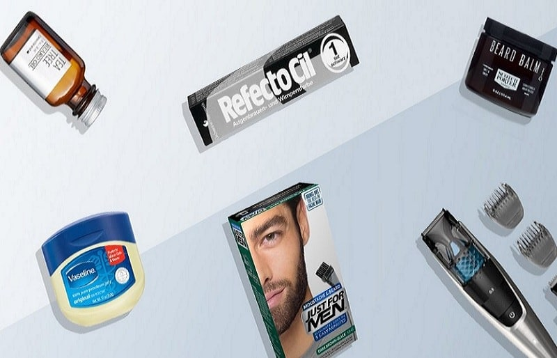 Beard-Dye-Kit Beard Coloring Guide: How to Dye & Top 5 Beard Dyes