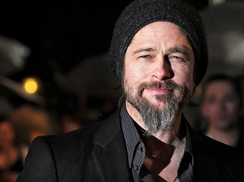 Brad-Pitt-ducktail-beard Ducktail Beard: How to Style & Groom Like A Boss