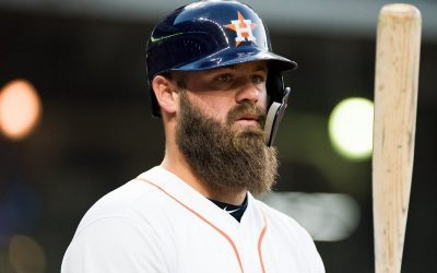 Evan Gattis Beard