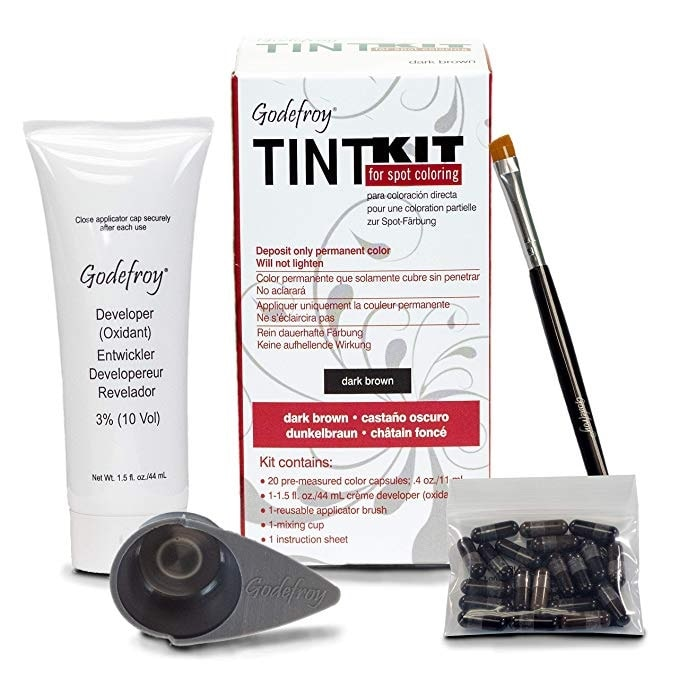 Godefroys-Color-Tint-Kit Beard Coloring Guide: How to Dye & Top 5 Beard Dyes