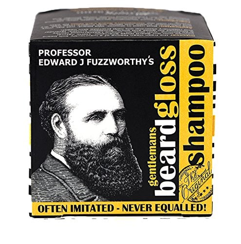 Professor-Fuzzworthy's-Beard-Shampoo 12 Best-Selling Shaving Creams for Men Reviewed
