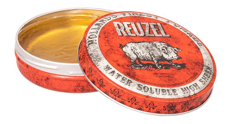 Reuzel-High-Sheen-Red-Pomade 5 Best Beard Pomades in 2019 - A Definitive Review