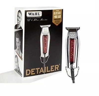 Wahl-Professional-Series-Detailer-8081-With-Adjustable-T-Blade 3 Best Barber Clippers for Professional Hairstylists