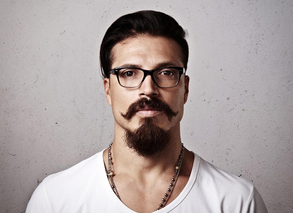 What Is a Van Dyke Beard?
