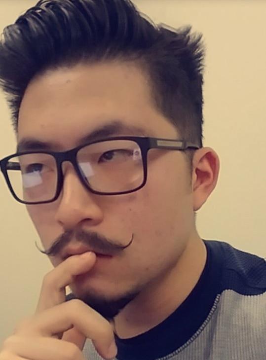 asian-mustache-7 7 Incredible Mustache Styles for Asian Men