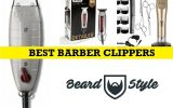 barber clippers or professional hair clipper