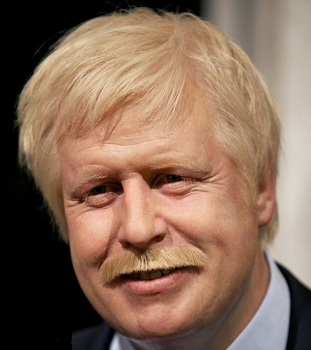 blonde-mustache-7 7 Best Blonde Mustache Styles to Try (2020)