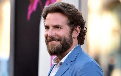 Bradley Cooper Beard Styles