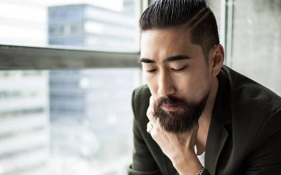how to style a chinese beard