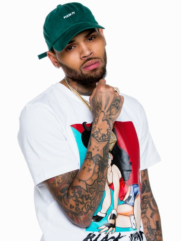 chris-brown-3 How to Style Beard Like Chris Brown + His Top 3 Bearded Looks