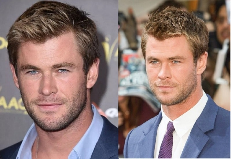 chris-hemsworth-beard-1 How to Style Beard Like Chris Hemsworth