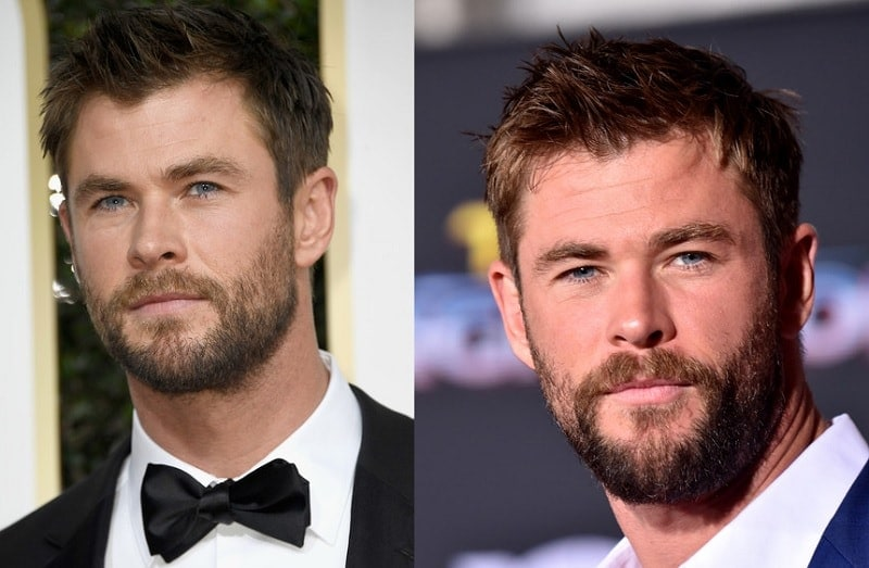 chris-hemsworth-beard-2 How to Style Beard Like Chris Hemsworth