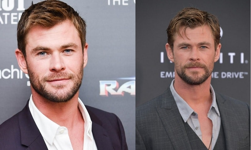 chris-hemsworth-beard-5 How to Style Beard Like Chris Hemsworth