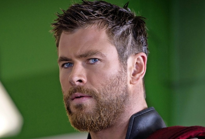 chris-hemsworth-beard-6 How to Style Beard Like Chris Hemsworth