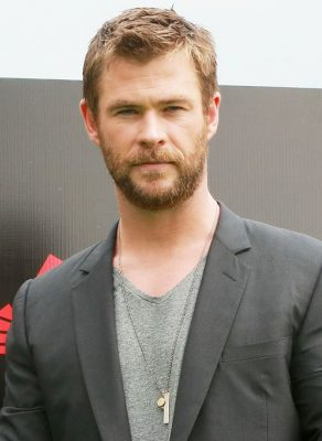 Chris Hemsworth Beard Styles