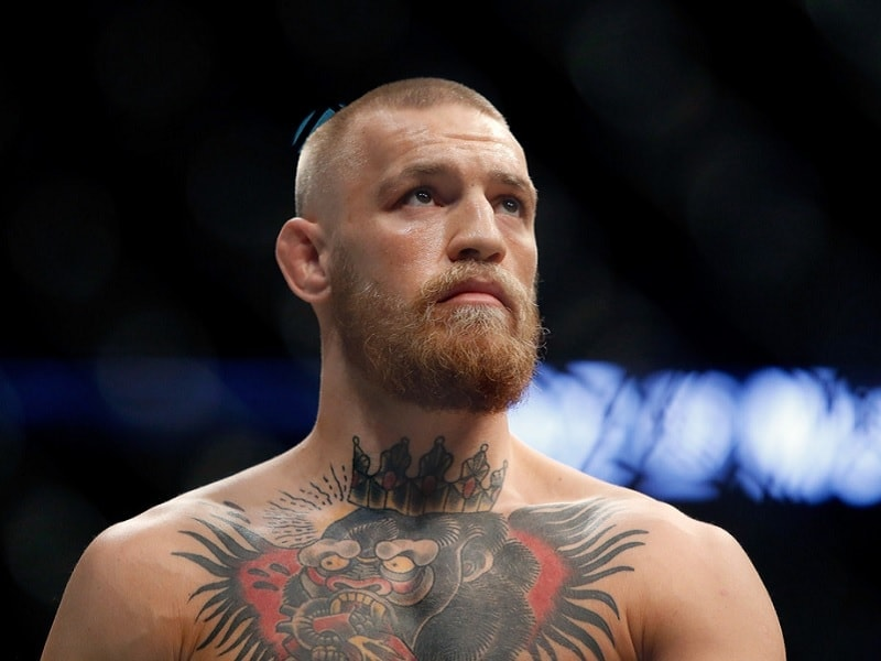 conor-mcgregor-beard-style Top 10 Beard Styles Donned By Conor McGregor