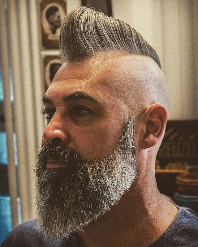 Admirable Ducktail Beard How To Style Groom Like A Boss 2020 Natural Hairstyles Runnerswayorg