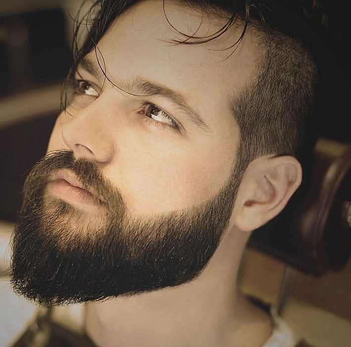 ducktail-beard-3 Ducktail Beard: How to Style & Groom Like A Boss
