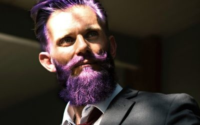 beard dyeing guide