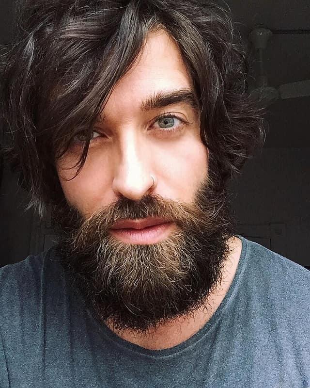 dyeing-beard-7 Beard Coloring Guide: How to Dye & Top 5 Beard Dyes
