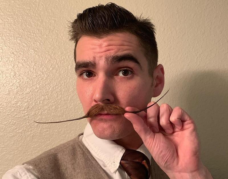 english mustache styles