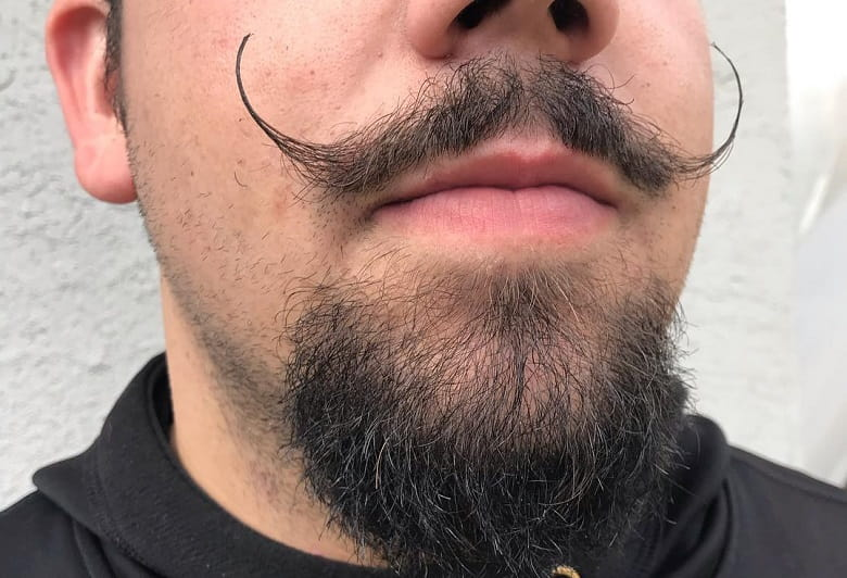 french-mustache 15 Best French Mustache Styles To Grab Attention