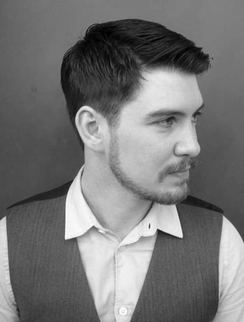 jawline-beard-5 How to Shape Your Beard Jawline: 5 Styling Ideas